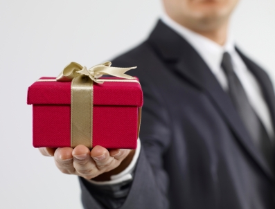 Corporate Christmas Gifts | UK Commercial Property News