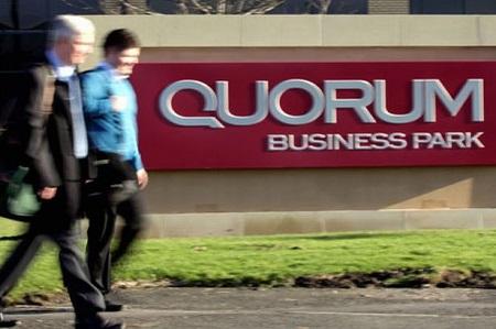 Quorum Business Park