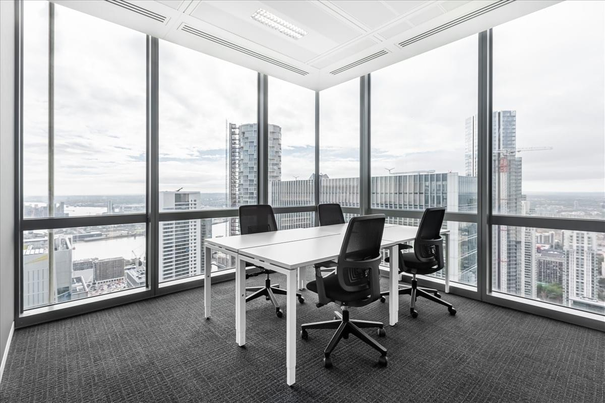 25 Canada Square Office Space
