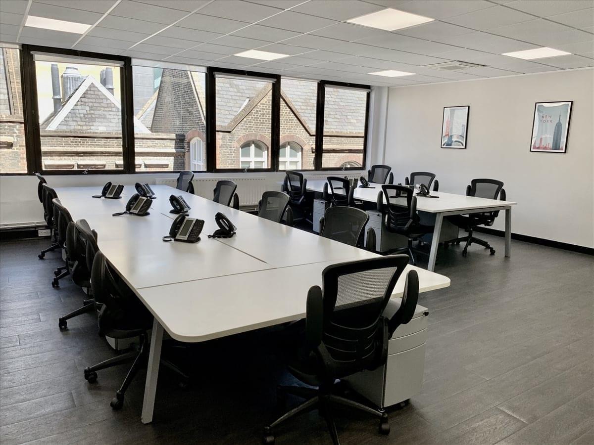 5 St John's Lane Office Space