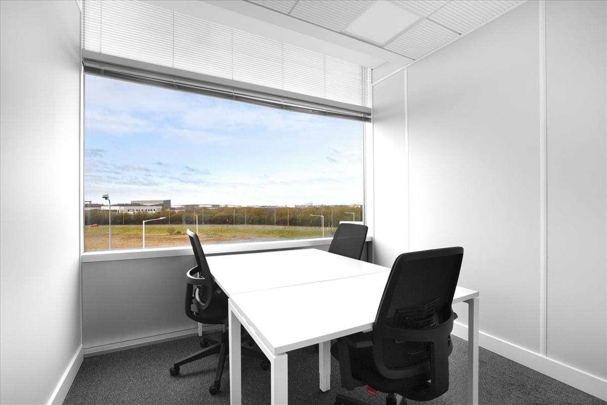 Endeavour House Office Space