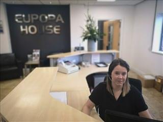 Europa House Office Space - BL9 5BT