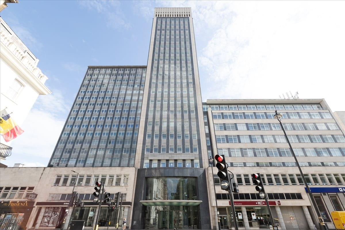 33 Cavendish Square Office Space