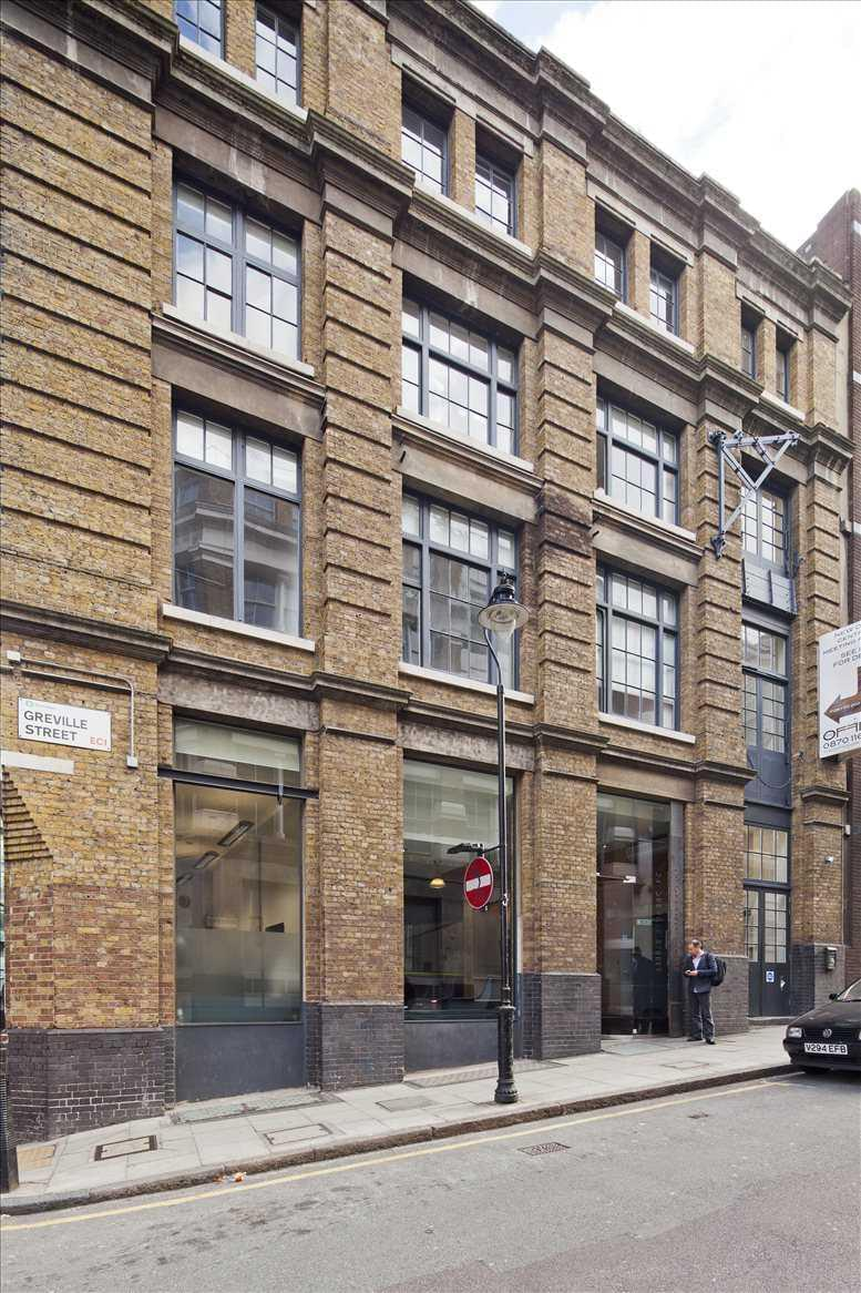 24 Greville Street Office Space