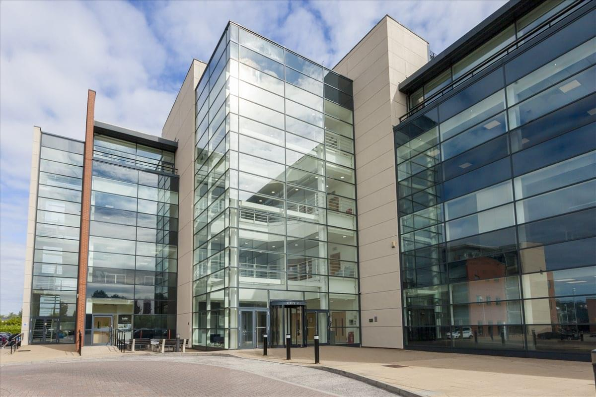 Leeds City West Business Park Office Space