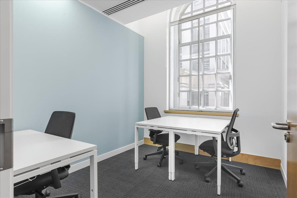 68 Lombard Street Office Space