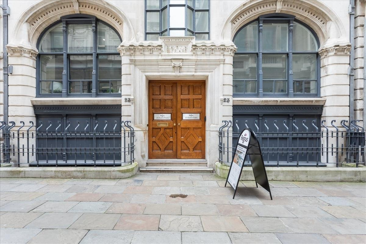 23 Austin Friars Office Space