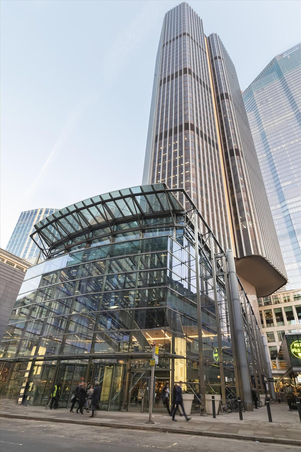 Tower 42 Office Space
