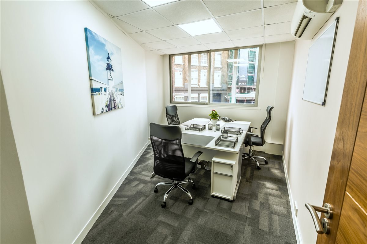 64 Great Eastern Street Office Space