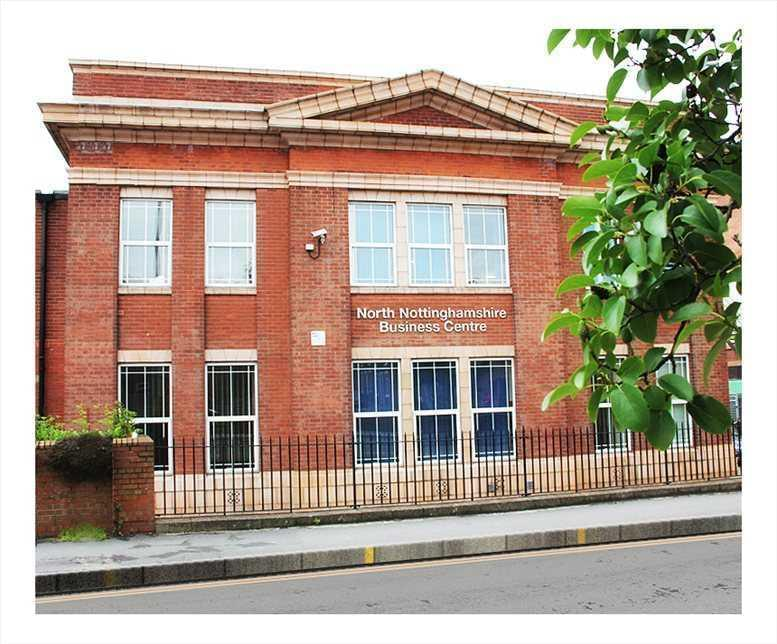 North Nottinghamshire Business Centre Office Space