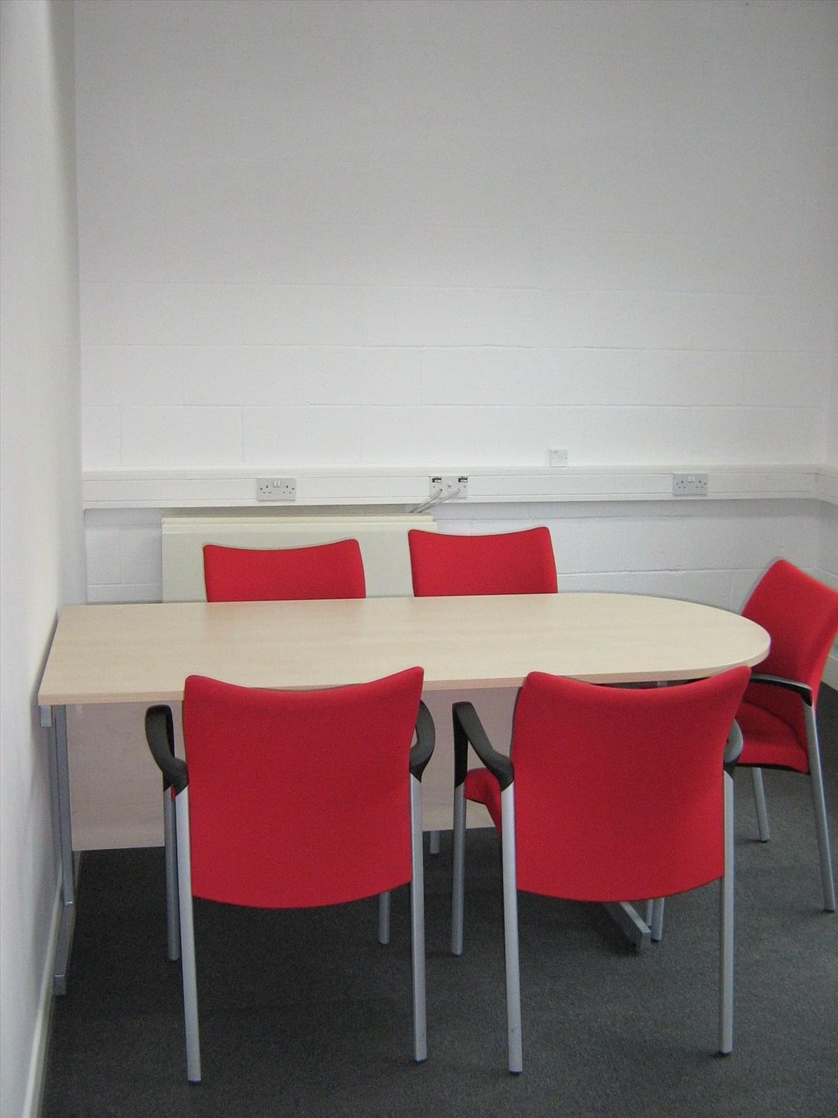 Blackburn Technology Management Centre Office Space