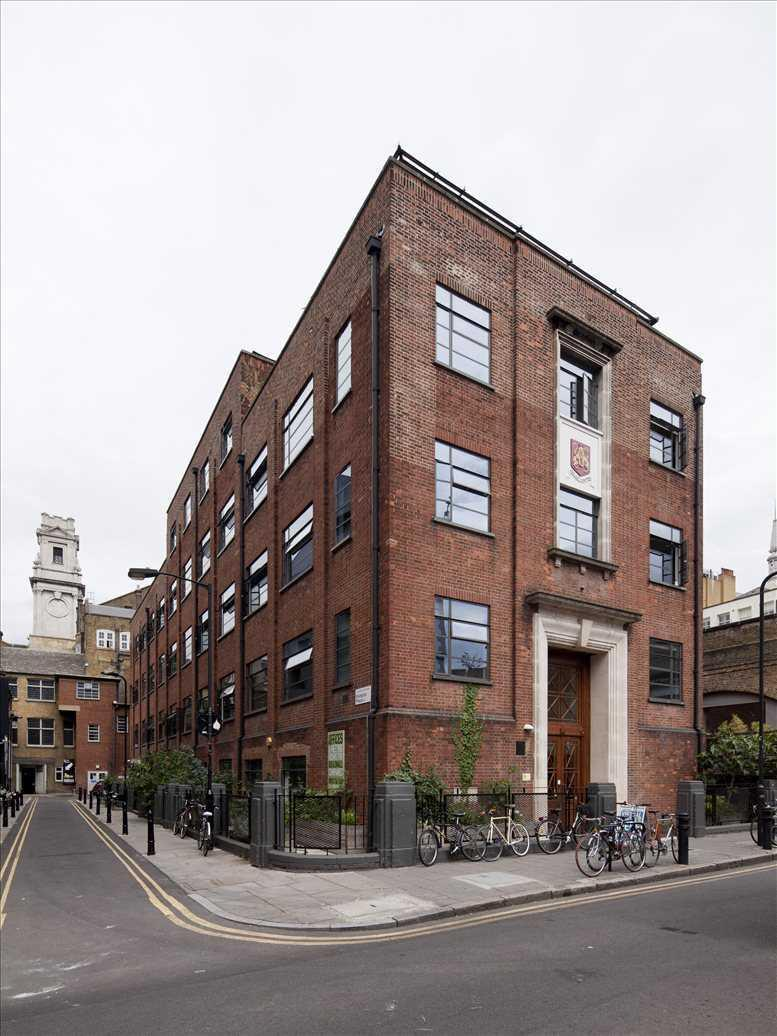 81 Rivington Street Office Space