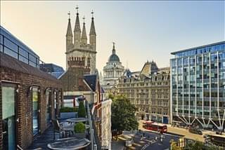 6 Snow Hill Office Space - EC1A 2AY