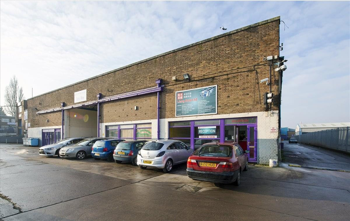 Bordesley Green Office Space