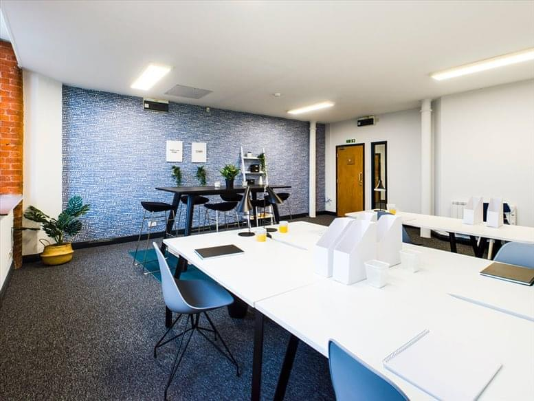 Hollinwood Business Centre Office Space
