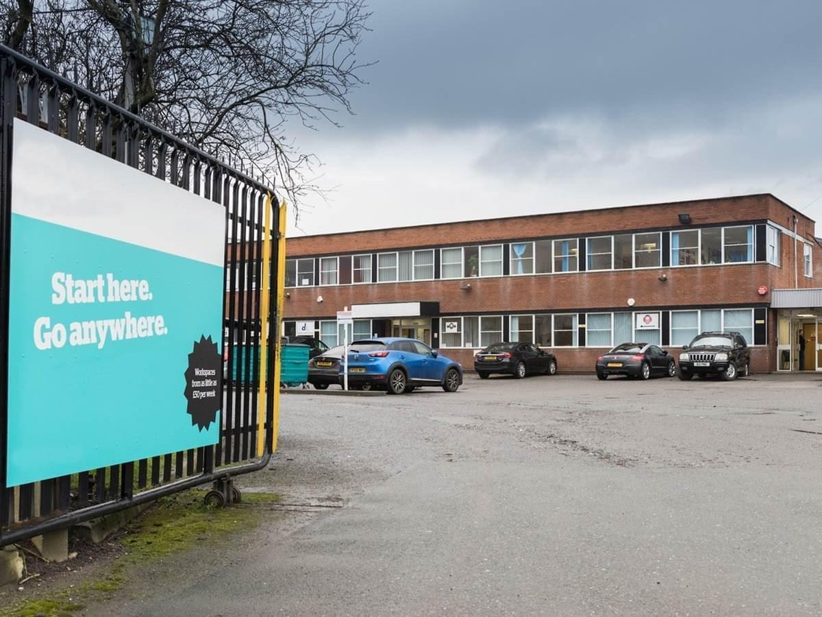 Thornes Mill Business Park Office Space