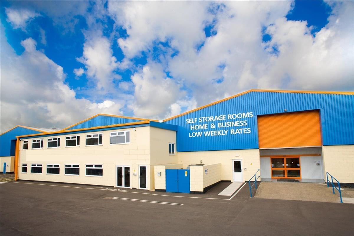 Leeway Industrial Estate Office Space