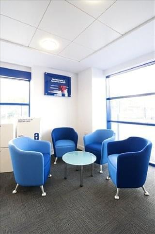 Ingate Place Office Space - SW8 3NS