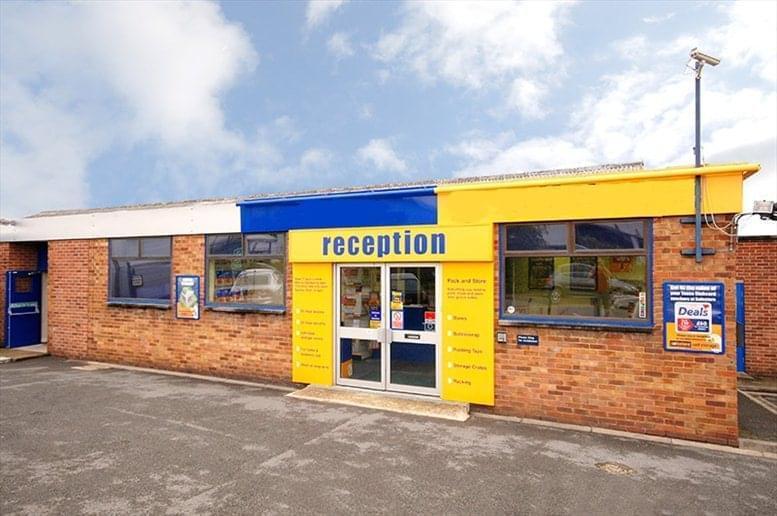 11 Bilton Road Office Space