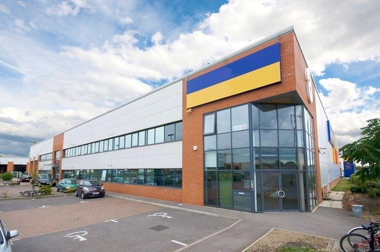 Unit 2 Links Industrial Estate Office Space