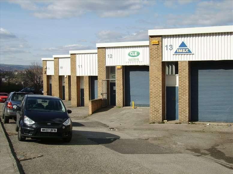 Crickett Inn Industrial Estate Office Space