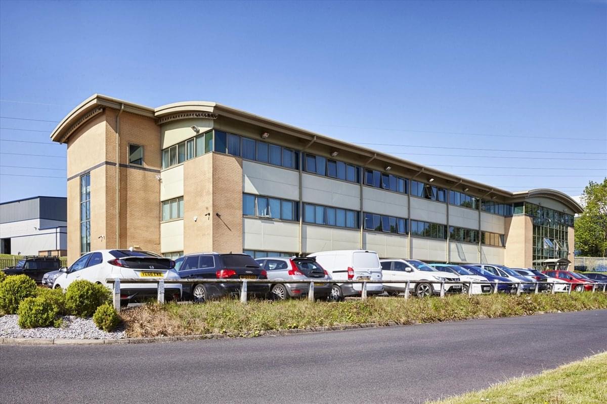 Blackburn Business Centre Office Space