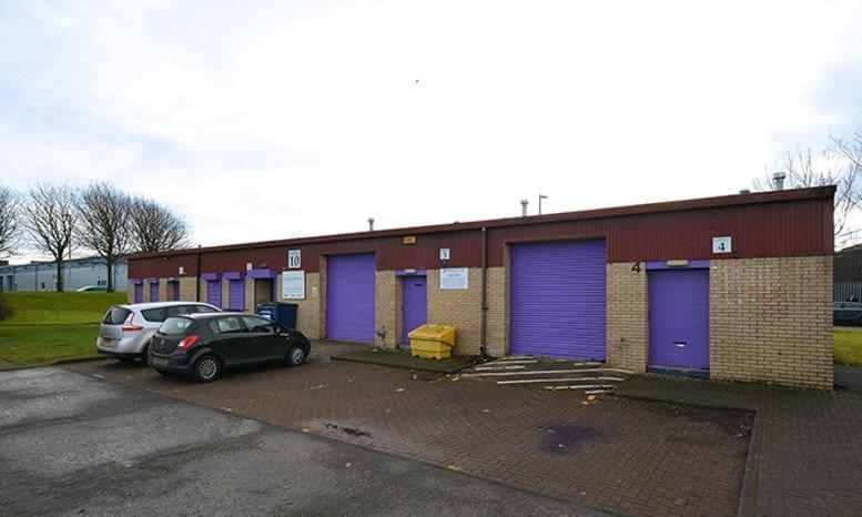 Dundyvan Industrial Estate Office Space