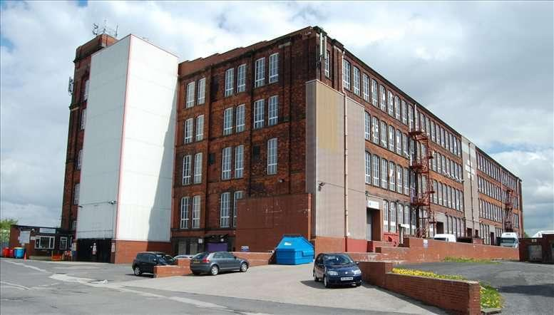Moss Mill Industrial Estate Office Space