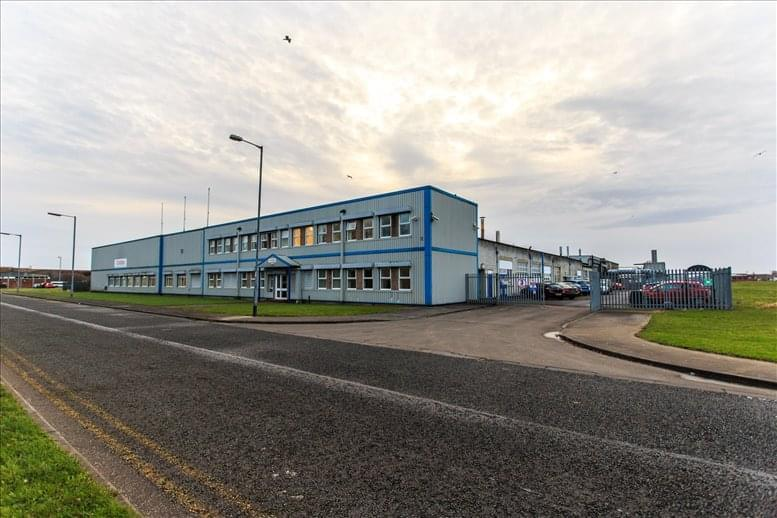 Oakesway Industrial Estate Office Space