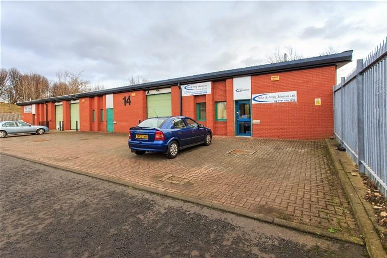 Victoria Industrial Estate Office Space