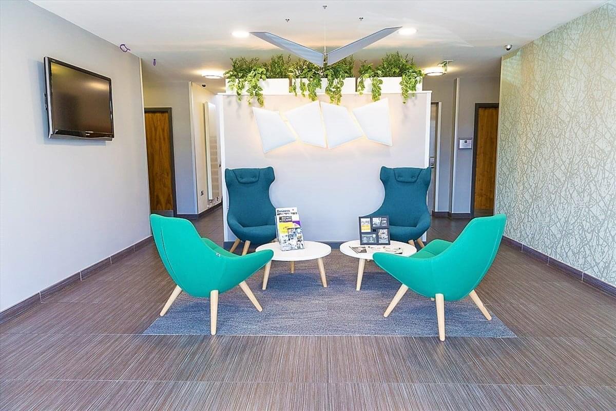 Kembrey Park Office Space