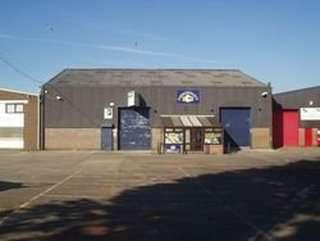 Dyfrig Road Industrial Estate Office Space