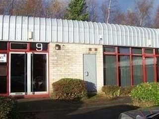 Saltire Centre Office Space - KY6 2DA