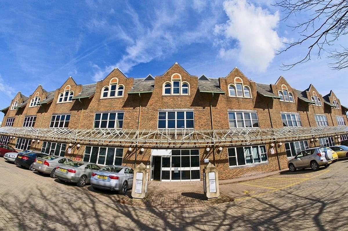 St Albans Fountain Court Office Space