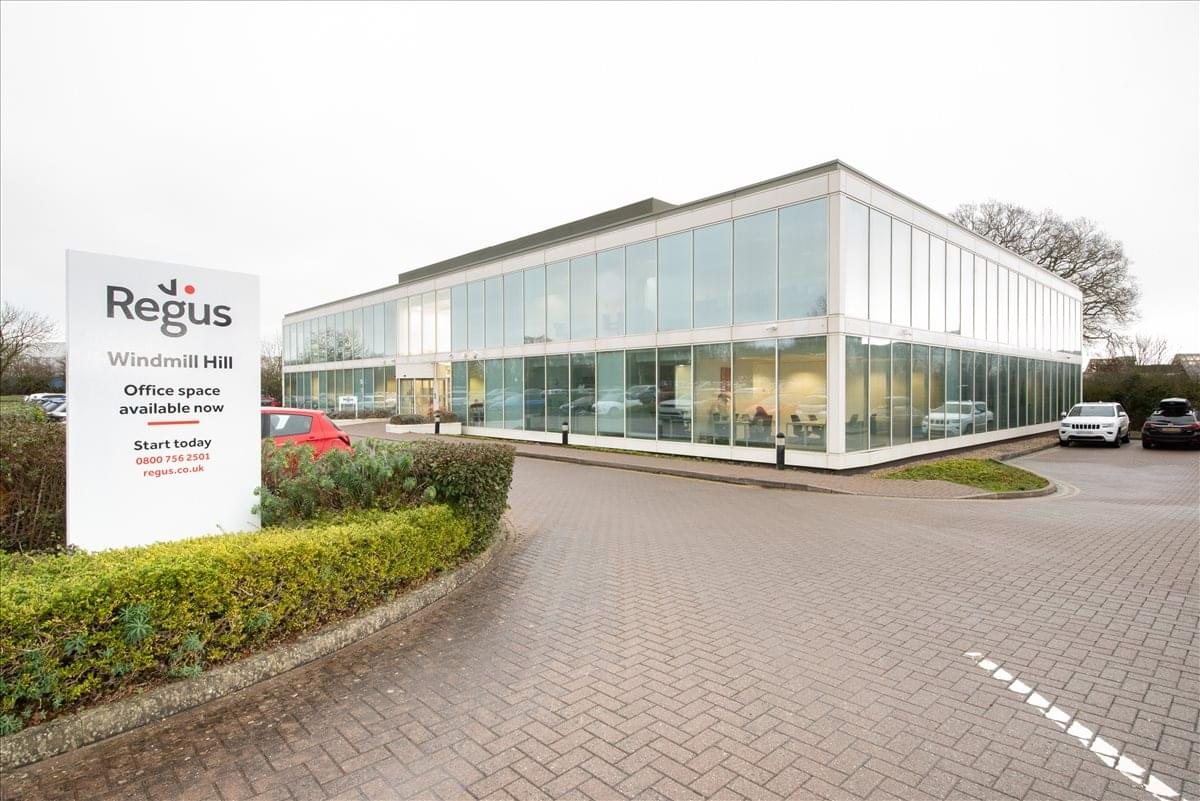 Windmill Hill Business Park Office Space