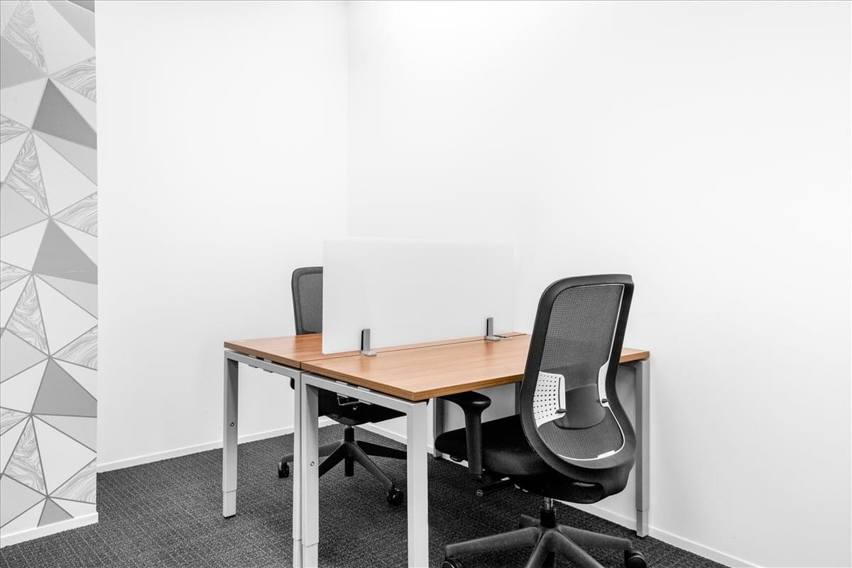 The Broadgate Tower Office Space