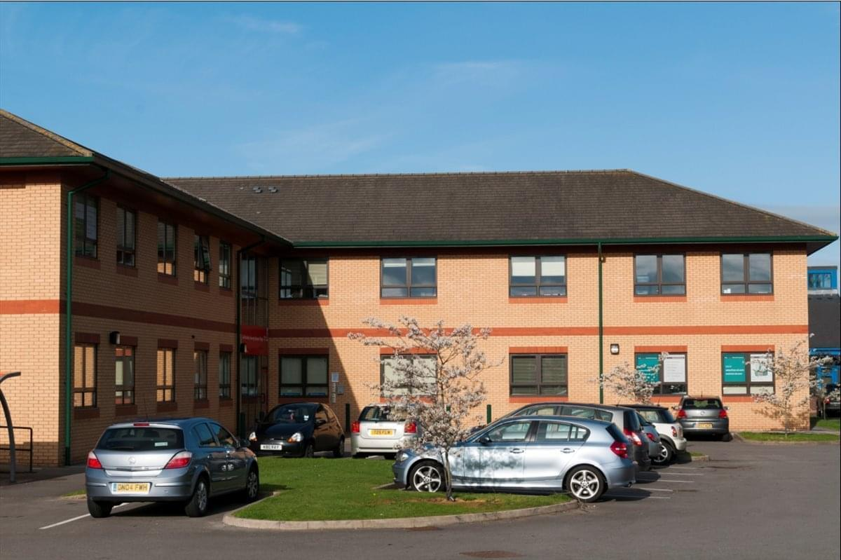 Staffordshire University Business Village Office Space