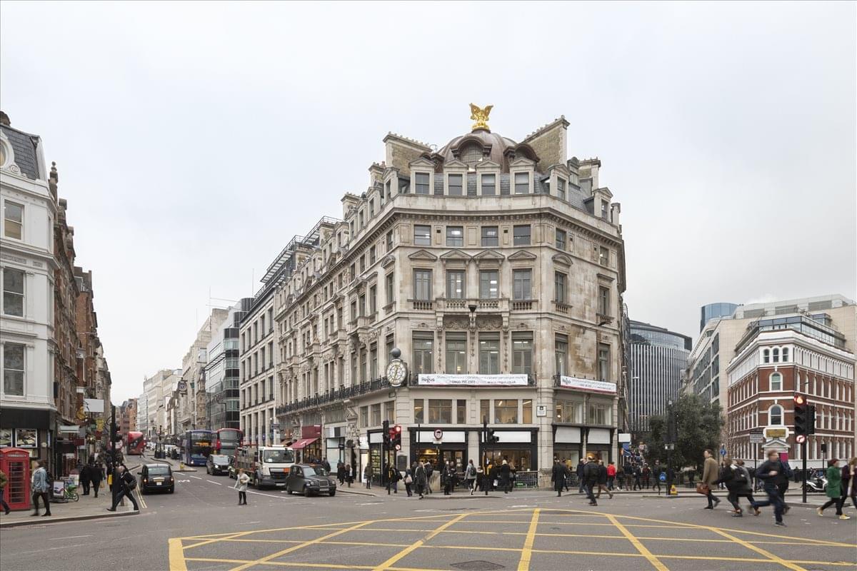 107-111 Fleet Street Office Space