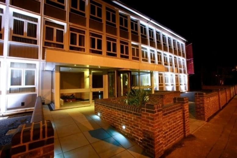 Churchill House Office Space