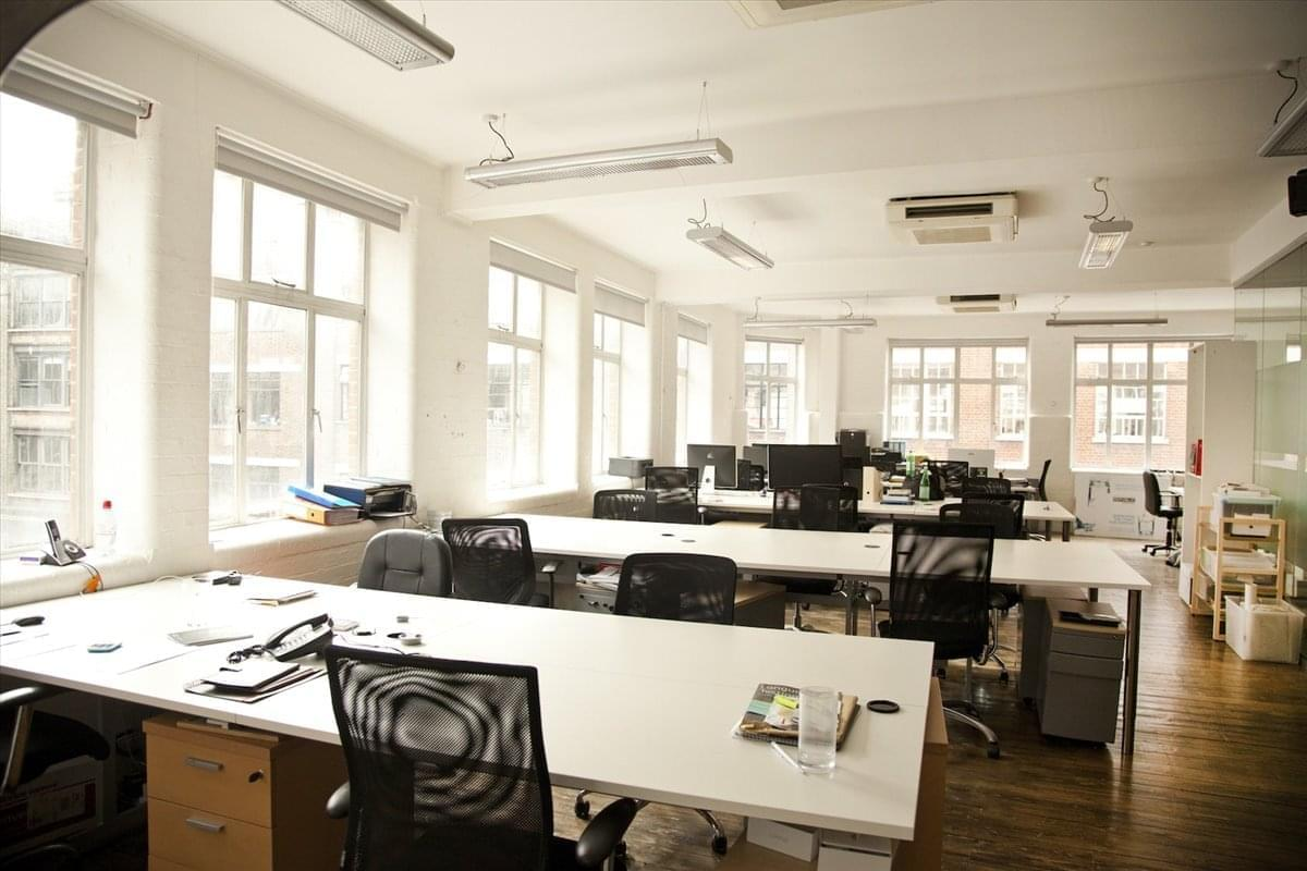 35 Great Sutton Street Office Space