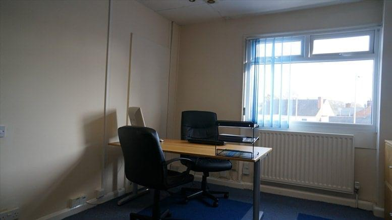 Parkfield House Office Space