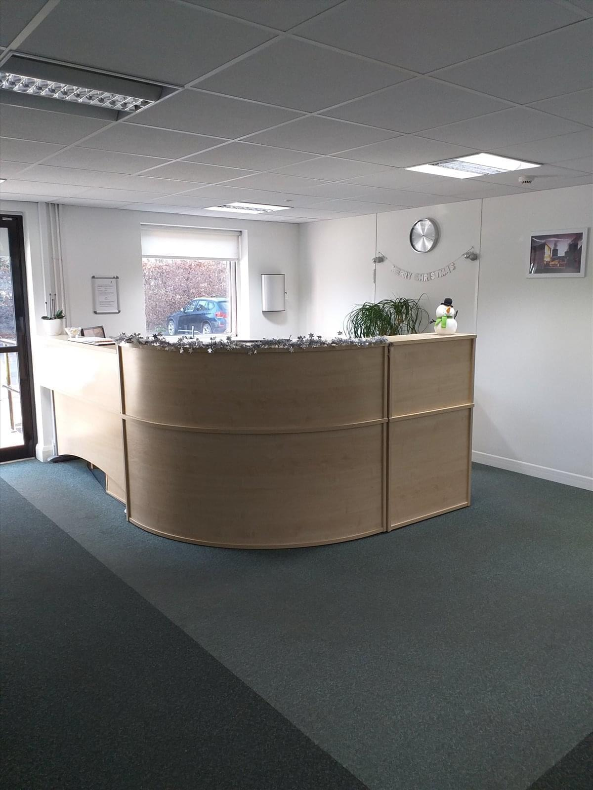 Trident House Office Space