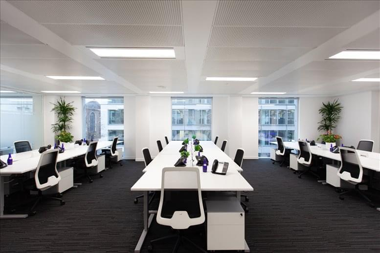 107 Cheapside Office Space