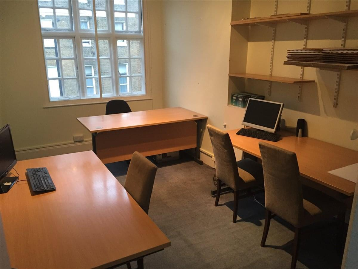 51 Upper Berkeley Street Office Space