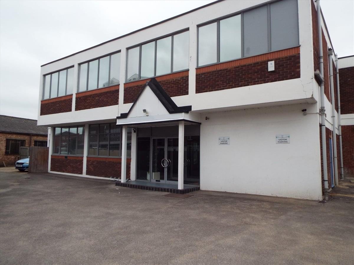 21 Woodthorpe Road Office Space