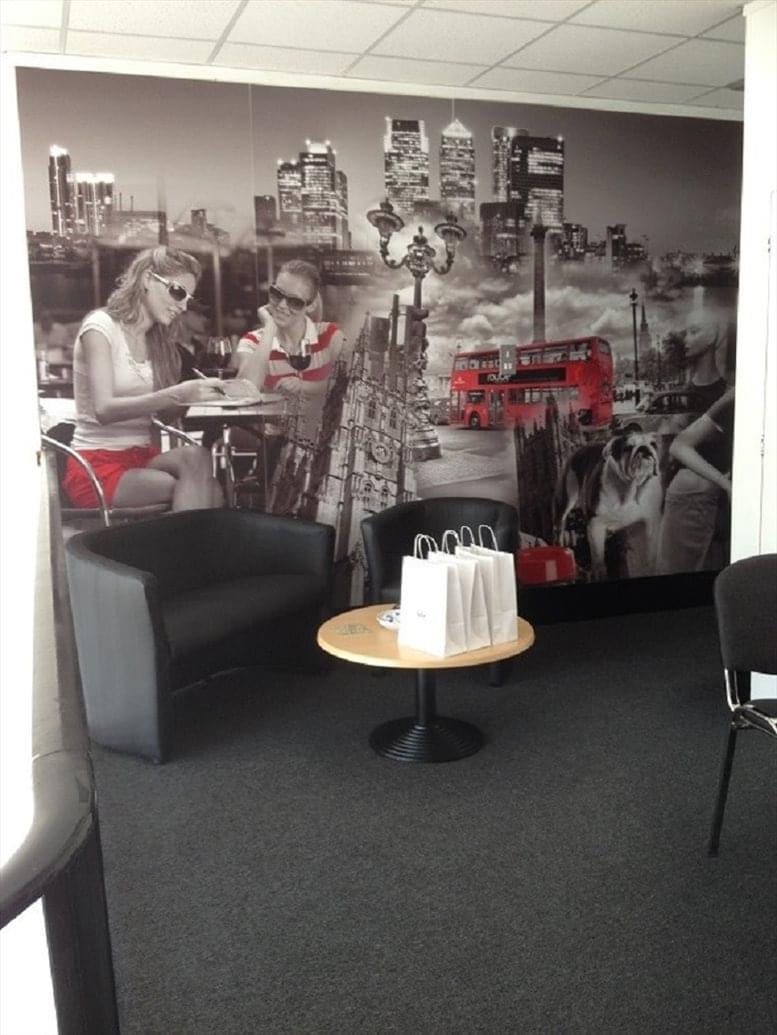 Sandwich Industrial Estate Office Space