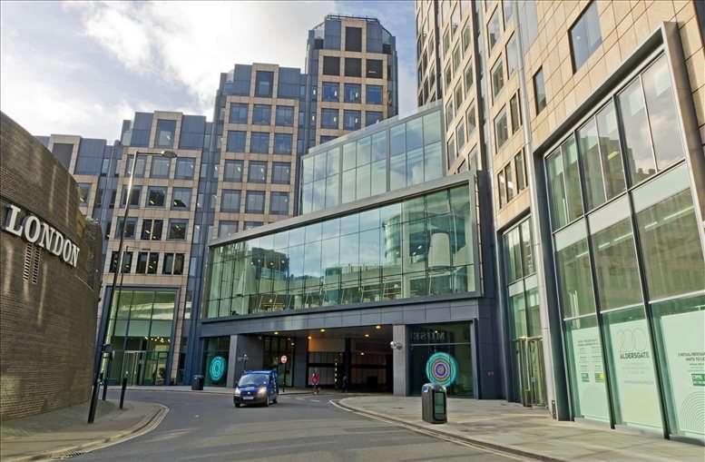 200 Aldersgate Office Space