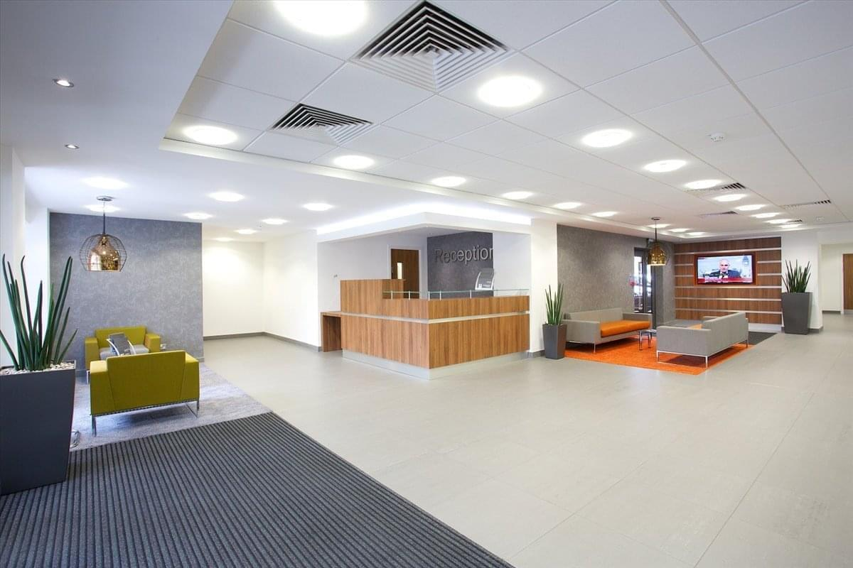 Regent House Office Space