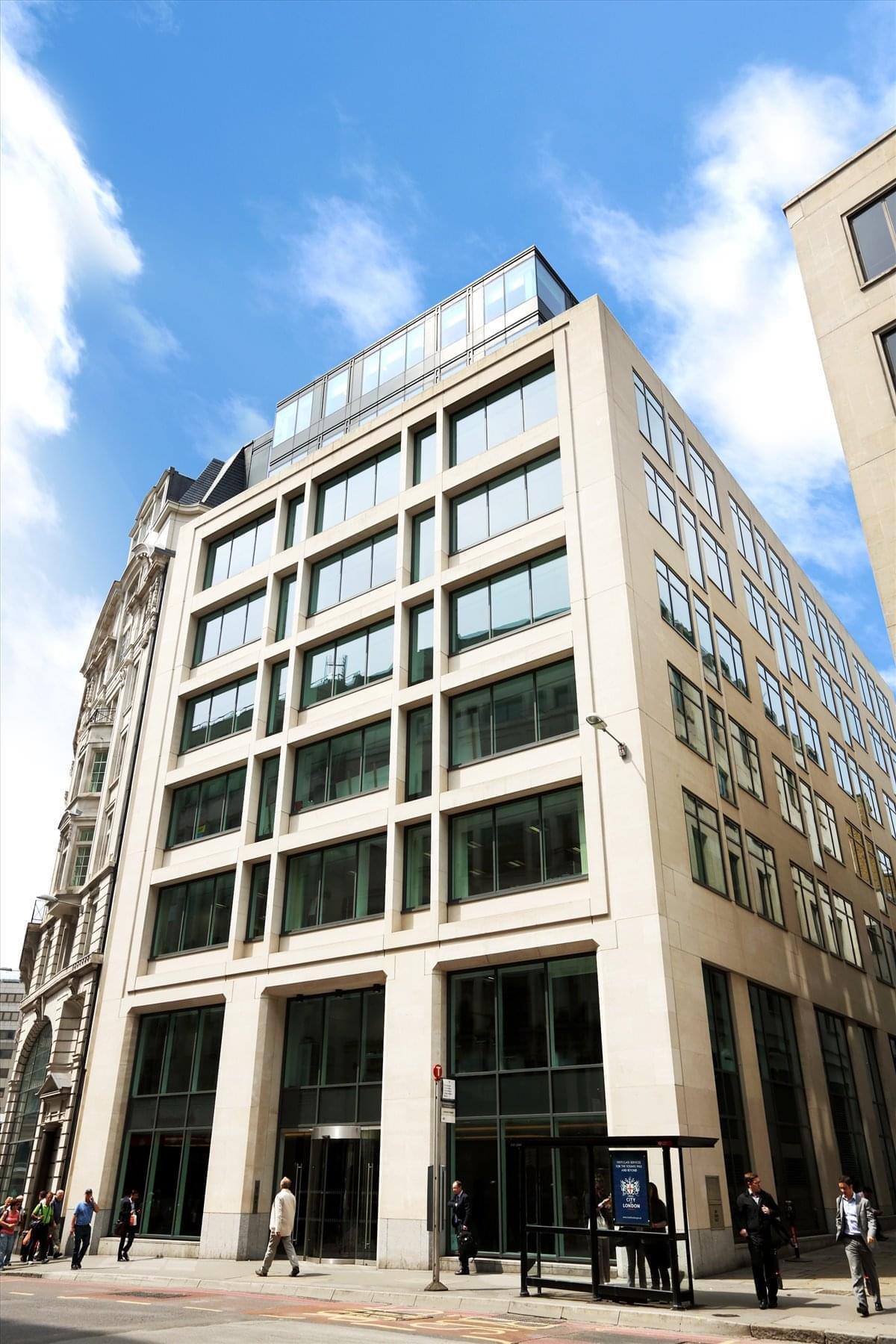 40 Gracechurch Office Space