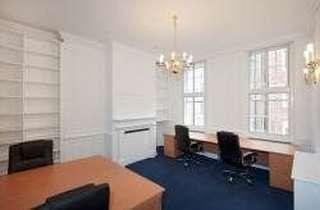28 Church Row Office Space - NW3 6UP